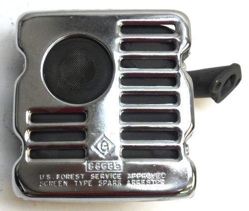 Muffler-38 Generac Engine Maintenance & Repair Engine