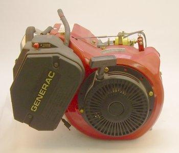 GN410-T Generac GN410-T 15hp OHV 2 7/8