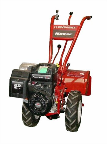 Troy Bilt Horse Tiller Category