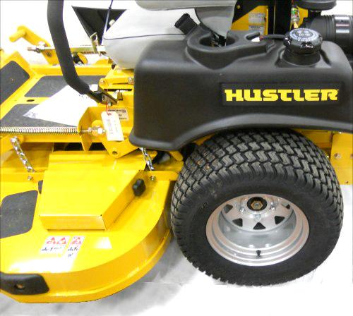 Speaking, opinion, Hustler sport lawnmower specifications agree with