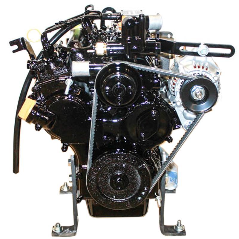 John Deere Gator-6X4 Repower