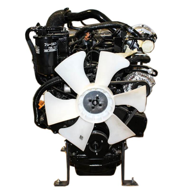 Engine Fan Yanmar Part 12991644740 : Tnv t ksa yanmar ct dmq hp rpm