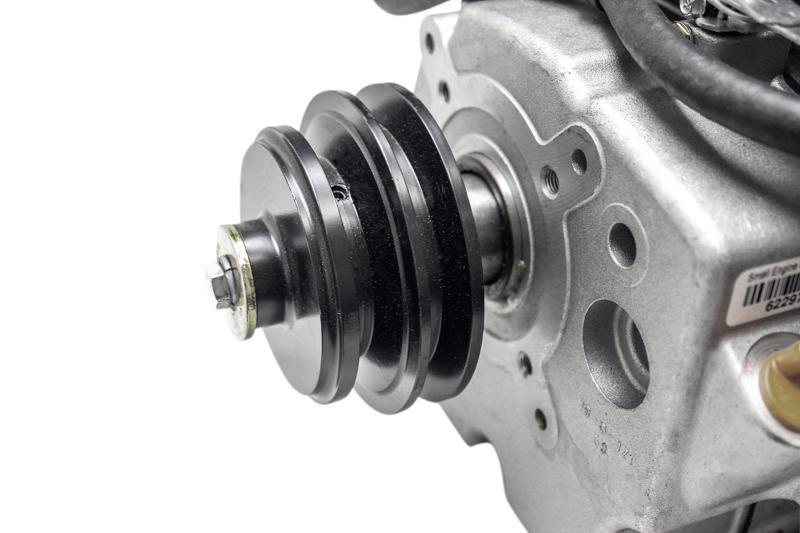 Sae 30 Oil >> LH358XA-Troy Tecumseh LH358XA-Troy 10hp Horizontal Shaft with Pulley, LOS, Fuel Tank, Recoil ...