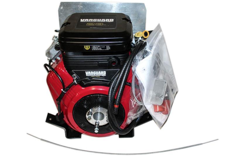 John Deere 425 Repower