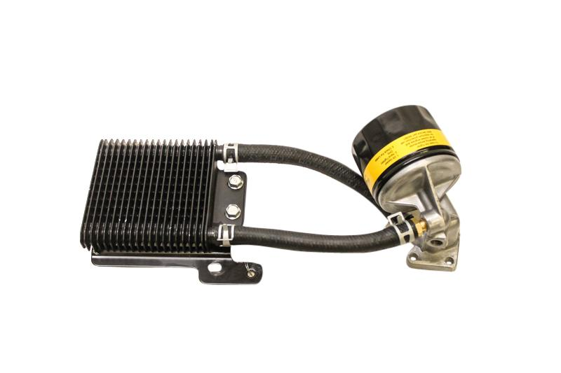 Twin Air Engine Oil Cooler : Briggs stratton bs adapter ns oil filter