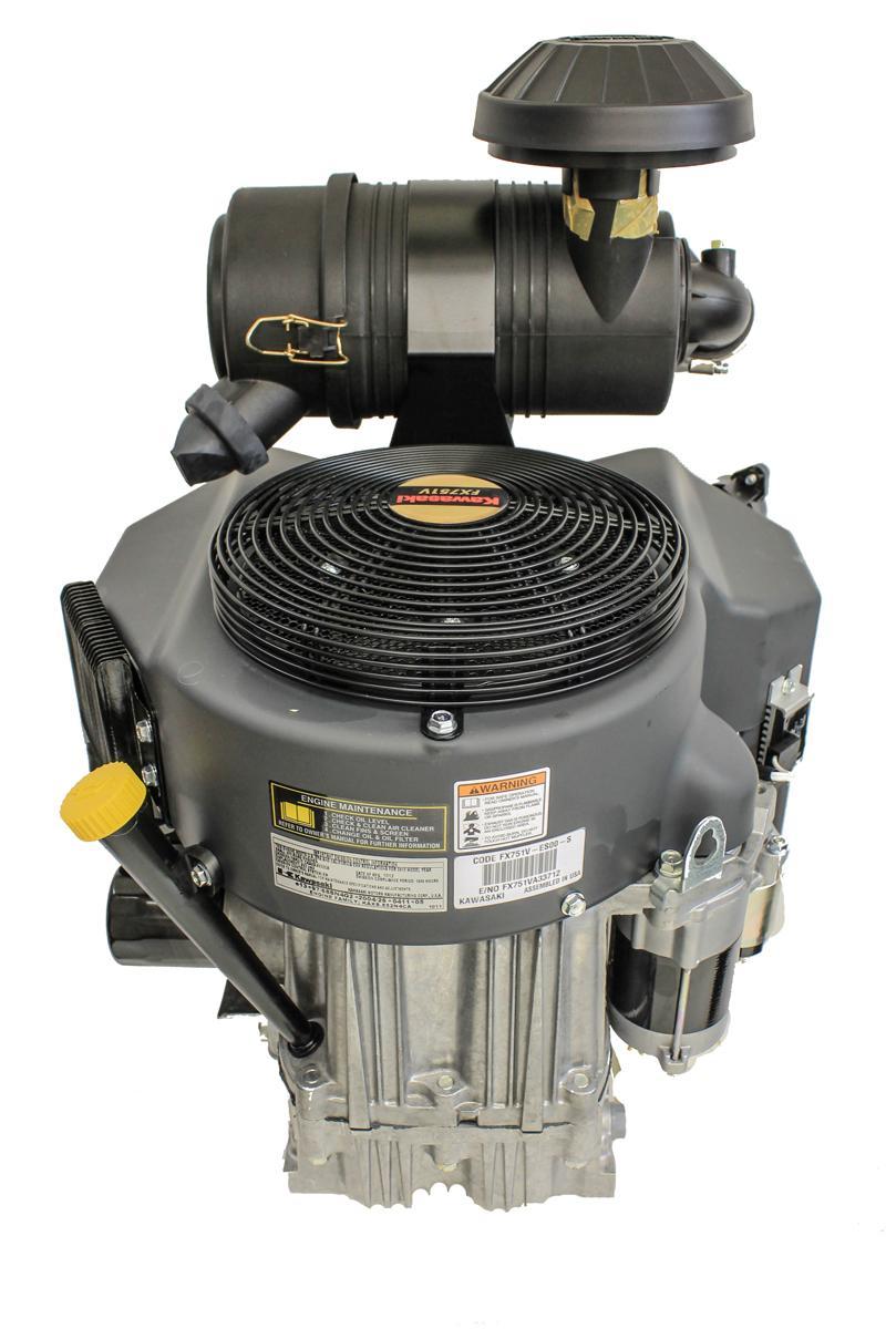 FX751V-HS00S Kawasaki Gas Engines, Vertical Vertical 1-1/8 ... on