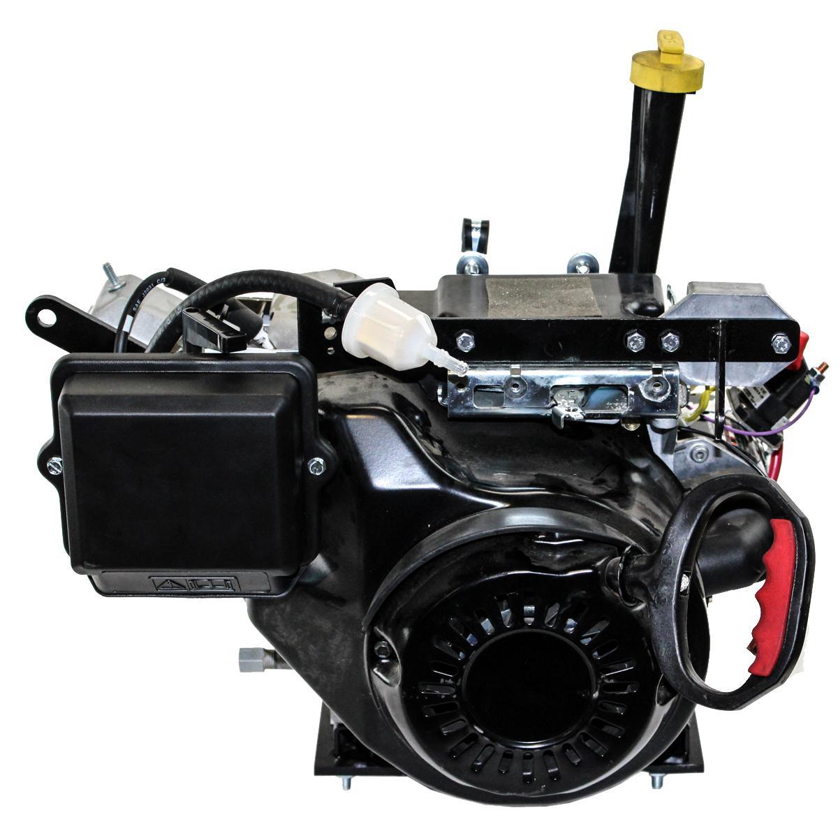 John Deere Gator 4x2 Repower