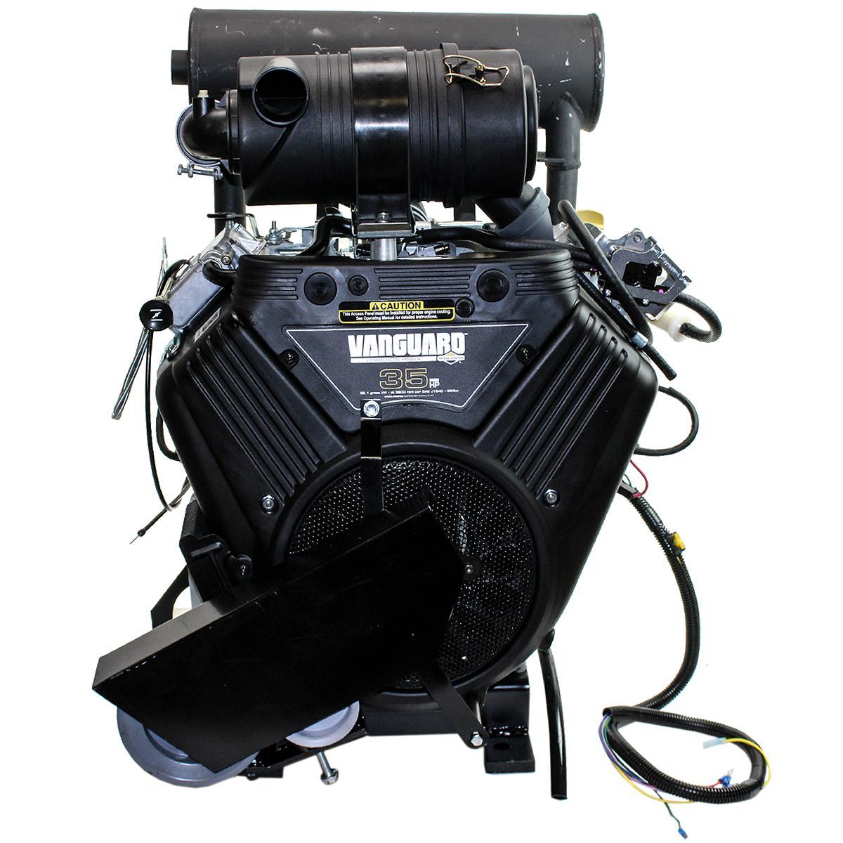 Incredible 613477 Bobcat 610 R5 Briggs Stratton 35Hp Horizontal Vanguard Wiring 101 Akebretraxxcnl