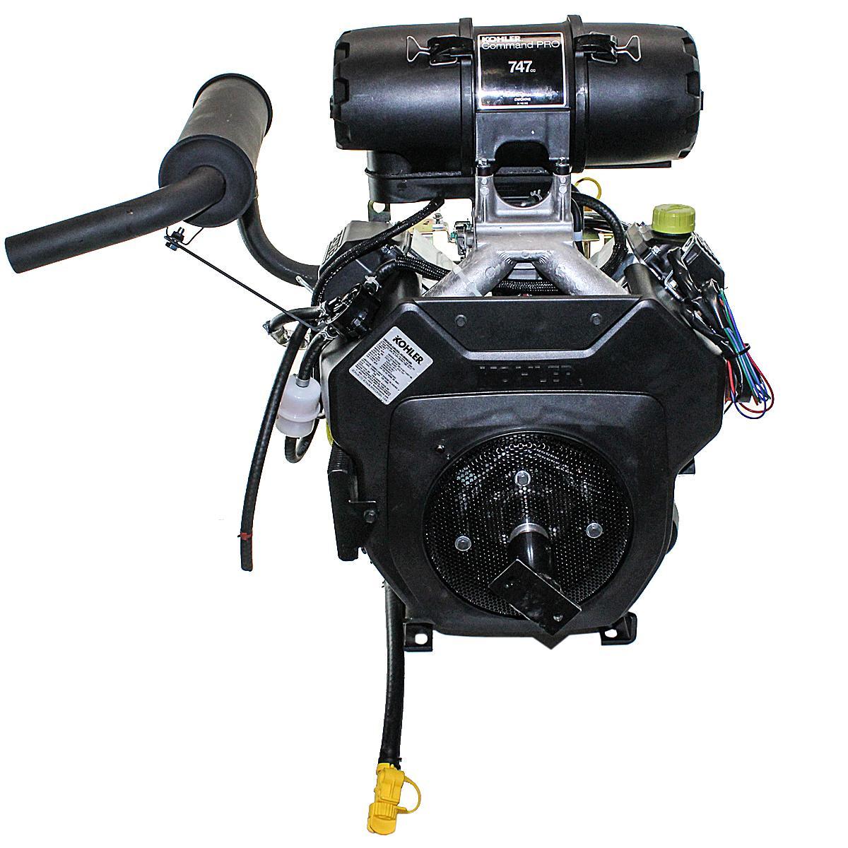 Bobcat 500 Repower