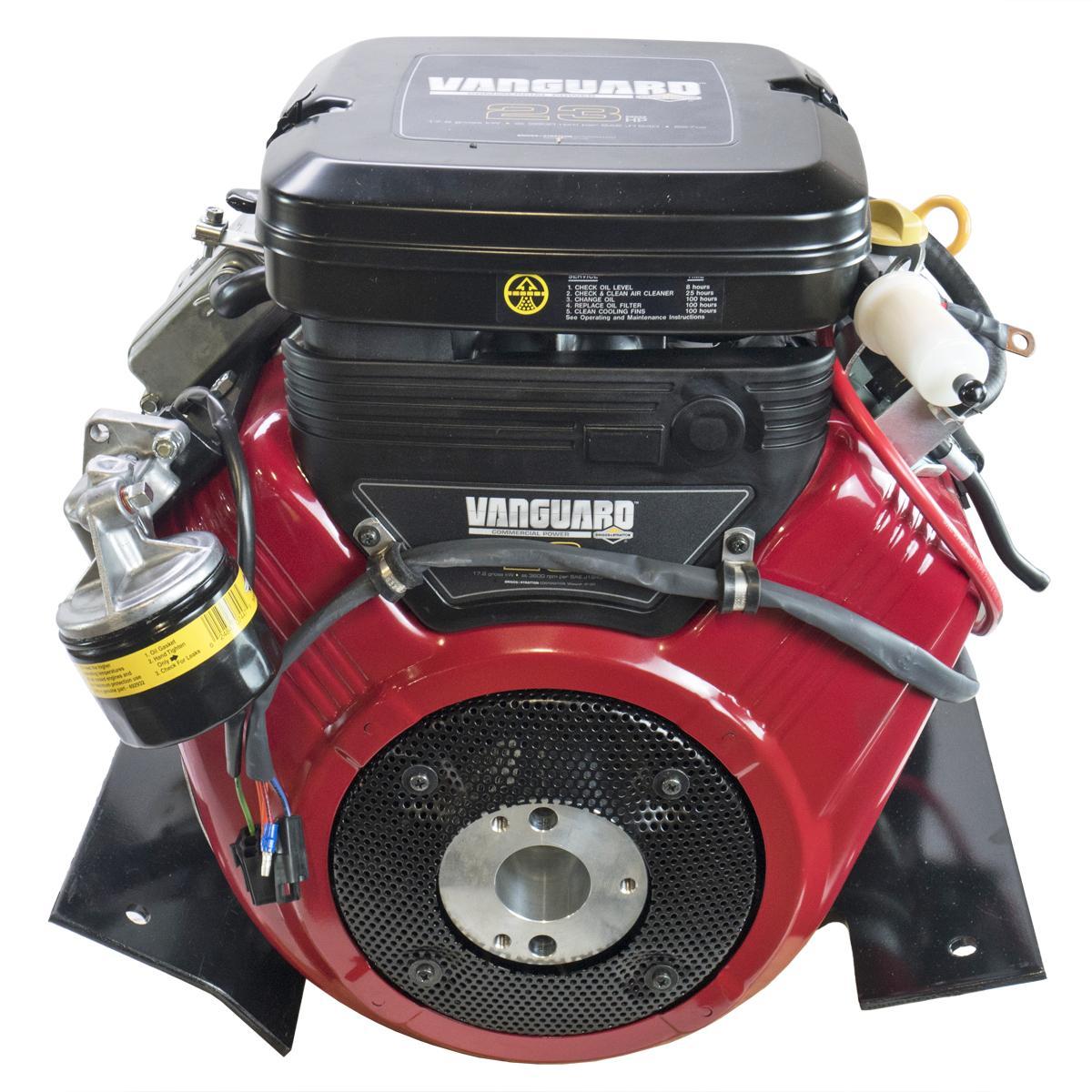 John Deere X485 Repower