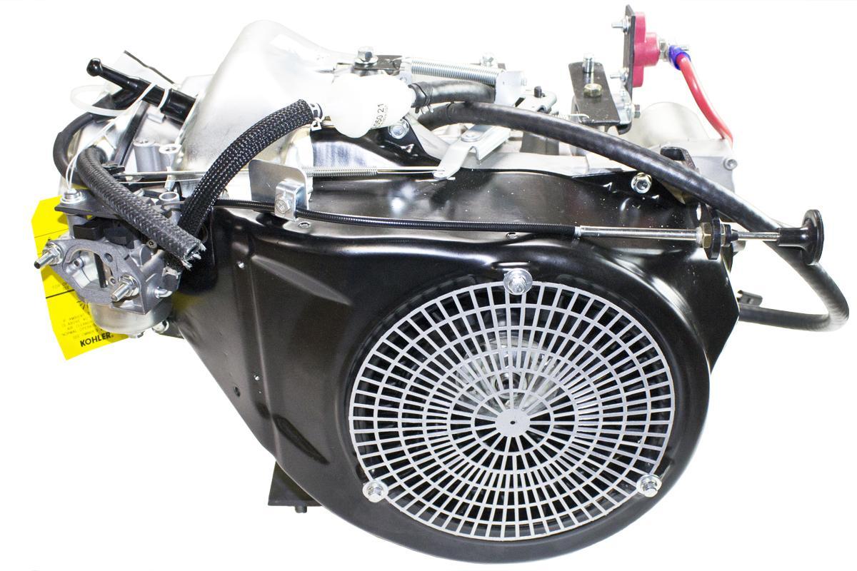 John Deere AMT600 Repower