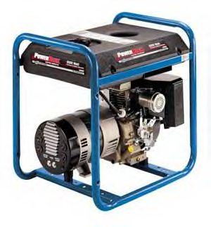 Devilbiss 5000 watt tecumseh repower for Used motor oil generator