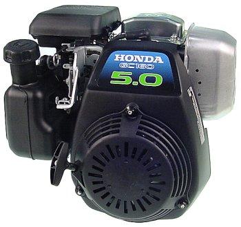 GC160LAQHA1 Honda GC160QHA1 4 6hp Horizontal 3/4